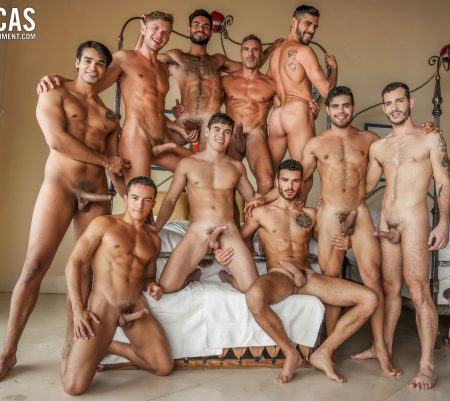 PLOWED, POUNDED, PUMMELED | 11-MAN ORGY | PART 02